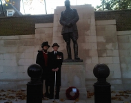 3rd Earl Kitchener and the Lady Emma Kitchener